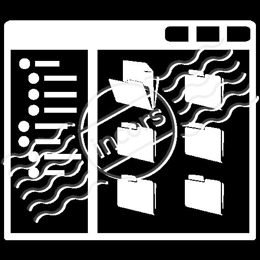 Window Explorer Icon