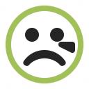 Emoticon Cry Icon 128x128