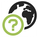 Help Earth Icon 128x128