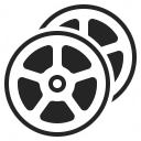 Movies Icon 128x128