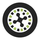 Roulette Wheel Icon 128x128
