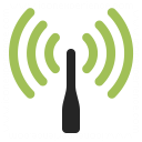 Wlan Antenna Icon 128x128