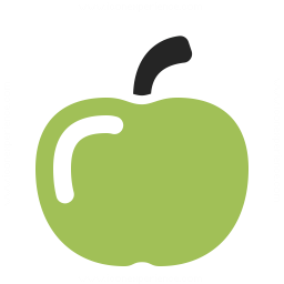 Apple Icon 256x256