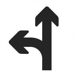 Arrow Junction Icon 256x256