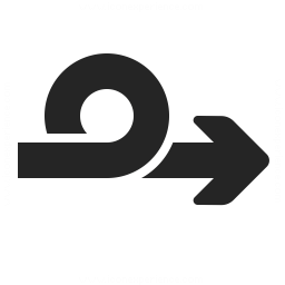 Arrow Loop Icon 256x256