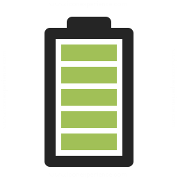 Battery Status 5 Icon 256x256