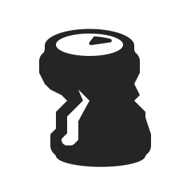 Beverage Can Empty Icon 256x256