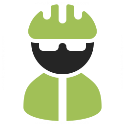 Bicyclist Icon 256x256