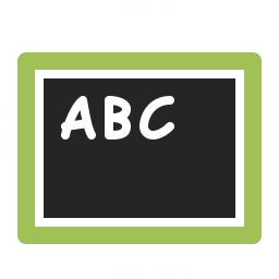 Blackboard Icon 256x256