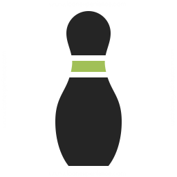 Bowling Pin Icon 256x256