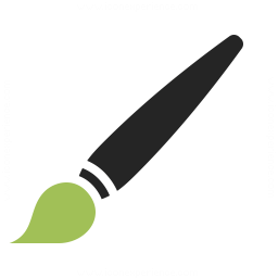 Brush Icon 256x256