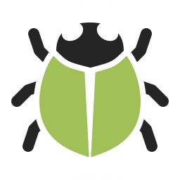 Bug Icon 256x256