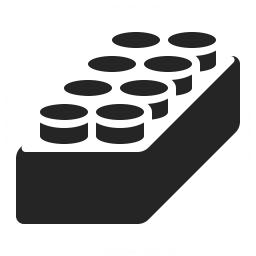Building Block Icon 256x256