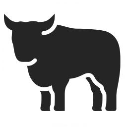 Bull Icon 256x256