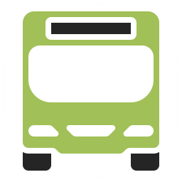 Bus Icon Iconexperience Professional Icons O Collection