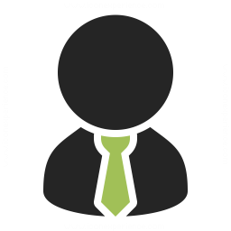 Businessperson Icon 256x256