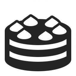 Cake Icon 256x256