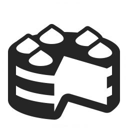 Cake 2 Icon 256x256