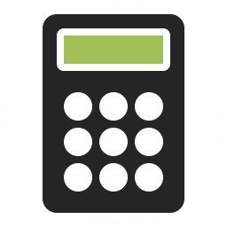 Calculator Icon 256x256