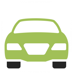 Car Sedan Icon 256x256