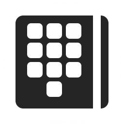 Card Terminal Icon 256x256