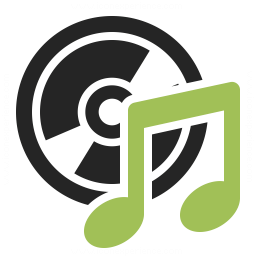 Cd Music Icon 256x256