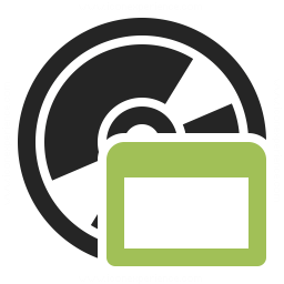 Cd Window Icon 256x256