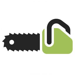 Chainsaw Icon 256x256