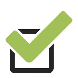 Checkbox Icon 256x256