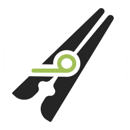 Clothes Pin Icon 256x256