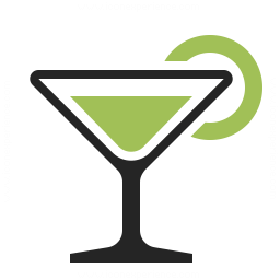 Cocktail Icon 256x256