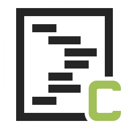 Code C Icon | IconExperience - Professional Icons » O-Collection