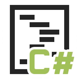Code Csharp Icon 256x256