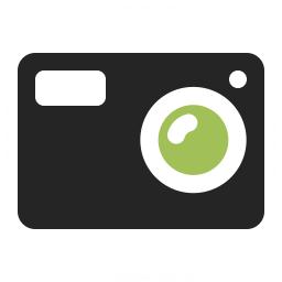 Compact Camera Icon 256x256