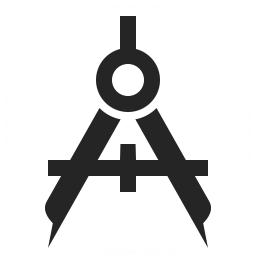 Compasses Icon 256x256