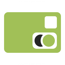 Credit Card Icon 256x256