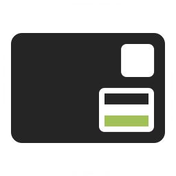 Credit Card 2 Icon 256x256