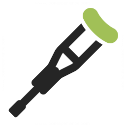 Crutch Icon 256x256