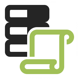 Data Scroll Icon 256x256