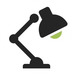 Desk Lamp Icon 256x256