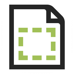 Document Selection Icon 256x256