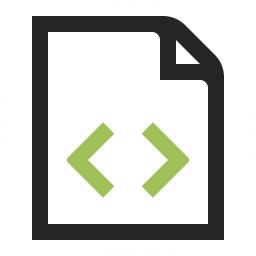 Document Tag Icon 256x256