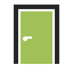 Door Closed Icon Iconexperience Professional Icons O Collection