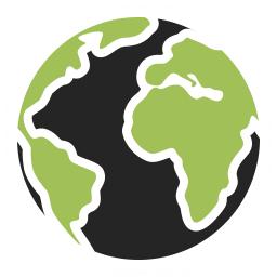 Earth Icon 256x256