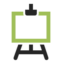 Easel Icon 256x256