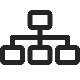 Elements Hierarchy Icon 256x256