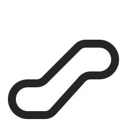 Escalator Icon 256x256
