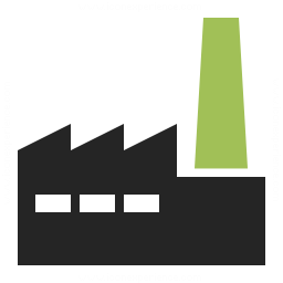 Factory Icon 256x256