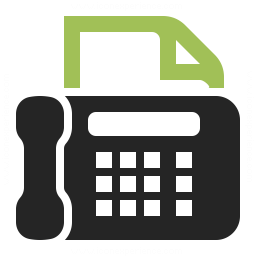 Fax Machine Icon 256x256