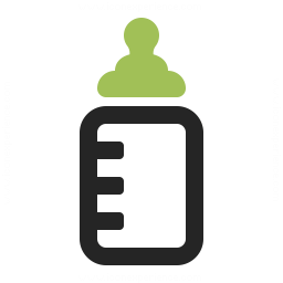 Feeding Bottle Icon 256x256